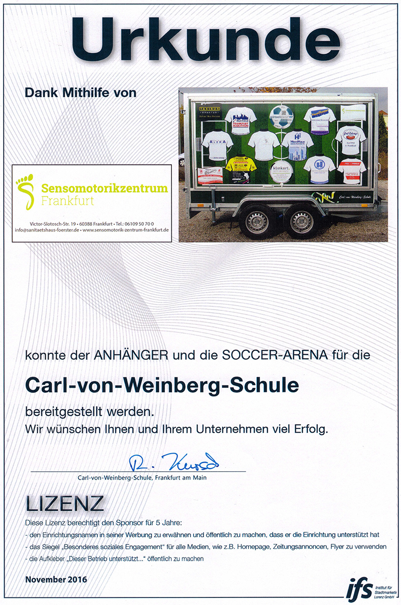 sponsoring-carl-von-weinberg-schule
